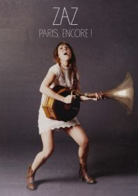 Cover Zaz - Paris, encore! [DVD]